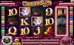 cirque-du-slots-rules-game