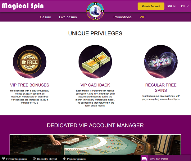 magical-spin-casino-vip