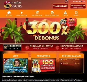 Sahara Sands Casino