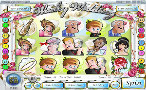 wacky-wedding